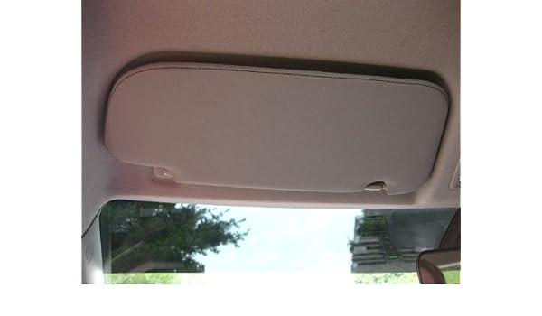 Amazon.com: RedlineGoods Mazda 3 2004-09 cubiertas de viseras para sol de: Automotive
