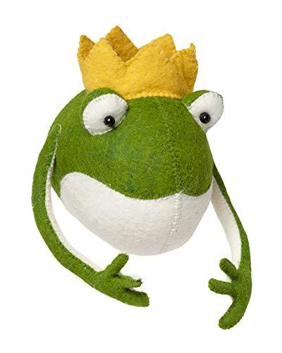 Fiona Walker Frog Prince Head -