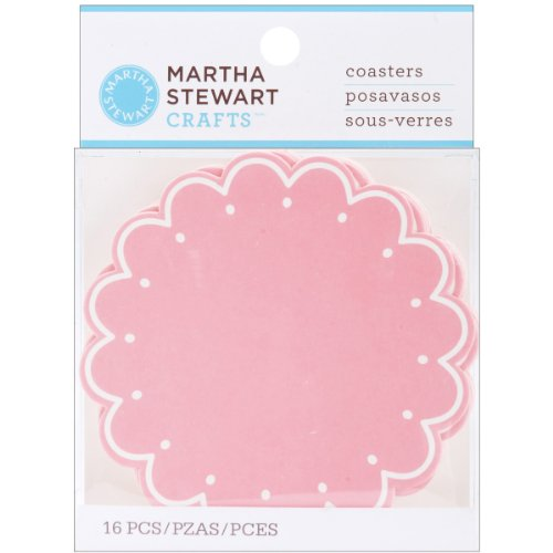Martha Stewart Crafts EK Success Vintage Girl Coasters