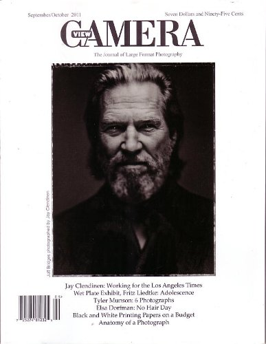 Download View Camera: The Journal of Large Format Photography September/October 2011 (Portfolios-How-To Black and White Printing Papers) pdf epub