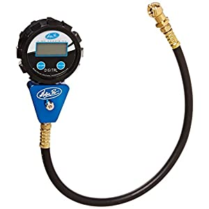 Motion Pro 08-0468 0-60 PSI Digital Tire Pressure Gauge