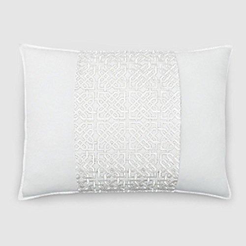 Athena Silk Pillow - Hudson Park Collection Luxe King Pillow Sham Athena