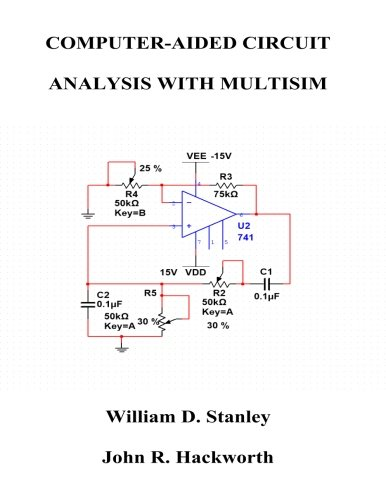 Computer-Aided Circuit Analysis with Multisim