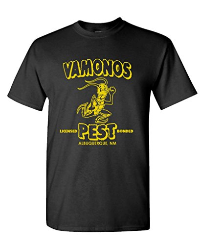 GOOZLER VAMONOS PEST Cotton T Shirt