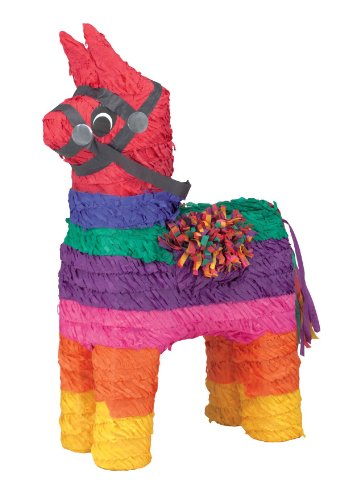 Price comparison product image Ya Otta Pinata Rainbow Donkey Pinata