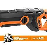 WORX WX508L 20V Recip Saw