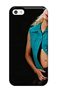 New Design Shatterproof IGQCvhk4773gCHnJ Case For Iphone 5/5s (christina Aguilera)