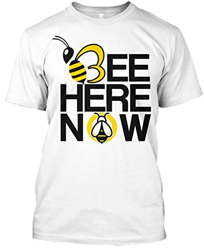Clothes for a Cause Charity Donation T-Shirt to Raise Awareness (XX-Large, Bee Here - Donations Bee