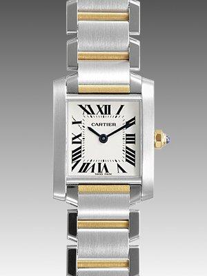 Cartier カルティエ タンクフランセーズ W51007Q4 [並行輸入品] B00FWHQN1Q