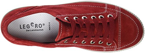 Legero Tanaro, Damen Low-Top Sneaker, 200820 Rot (Opera)