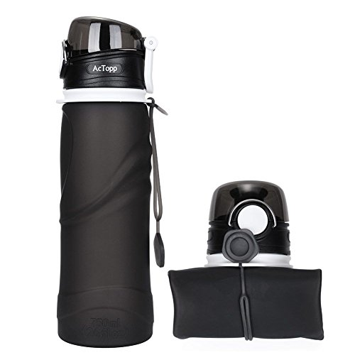 FDA-Certificated-Collapsible-Water-Bottle-Silicone-Leak-Proof-Valve-Medical-Grade-BPA-Free-26-Ounces-750ml-and-17-Ounces-500ml