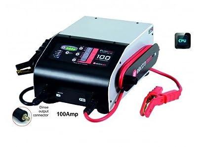 ELECTROMEM - Cargador de baterias profesional FlashMEM 100 ...