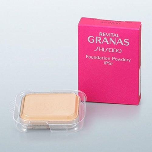 Shiseido ribaitaru guranasu Foundation paudari- PS # o-kuru 10Refill