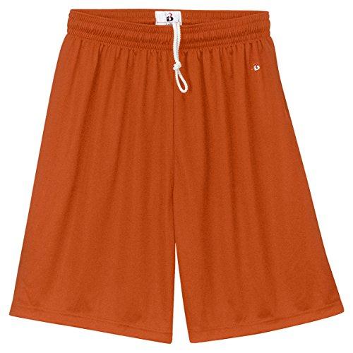Yellow Athletic Shorts - 6