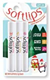 Softlips Limited Edition Christmas Set SPF20, Cherry Cordial, Maple Butter, Winter Berry