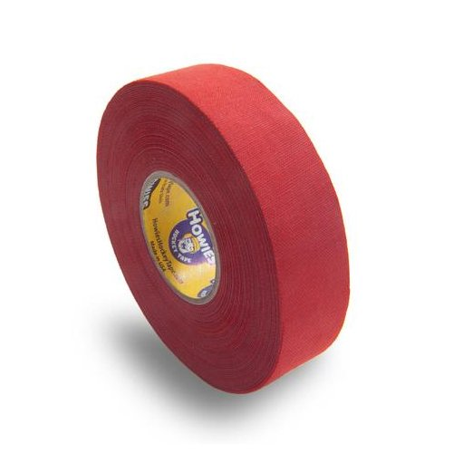 Howies Hockey Stick Tape Premium Colored Red 1