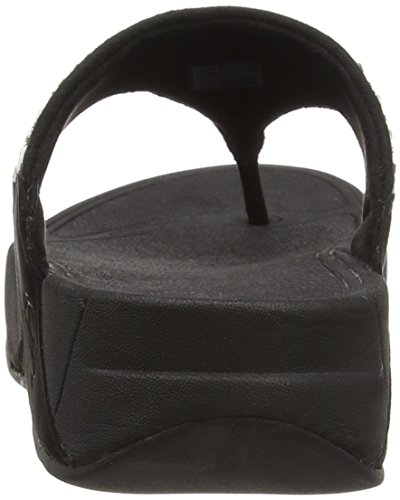 001 Donna Sandali Black Novy Black FitFlop Nero YZwOOq