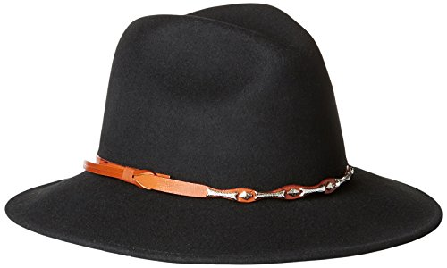 ale-by-alessandra-womens-la-concha-adjustable-felt-hat-with-leather-trim-black-one-size