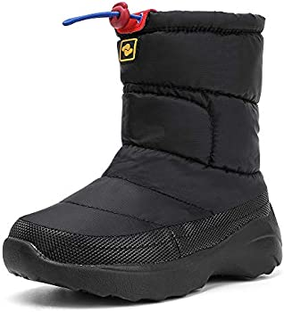 Aleader Kid's Waterproof Snow Boots