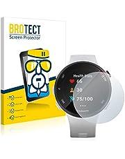 BROTECT Glas Screenprotector compatibel met Garmin Forerunner 45S - Beschermglas met 9H hardheid