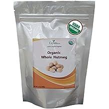 Organic Whole Nutmeg (3.5 oz)
