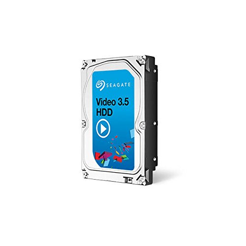 Seagate 3TB Surveillance HDD 3.5'' SATA 6gb/s Internal Bare/OEM Drive (ST3000VM002)