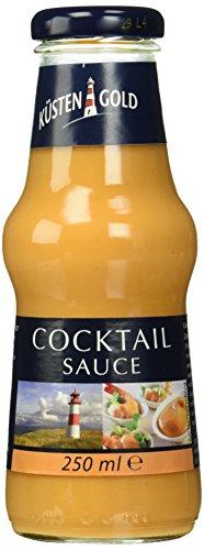 Küstengold Cocktail Sauce, 6er Pack (6 x 250 ml)