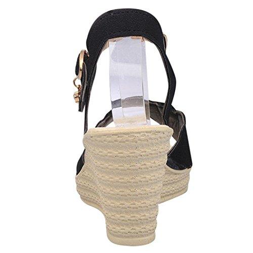 Verano de Zapatos PAOLIAN de 2018 Vestir Sandalias Moda para Tac Mujer xHXHCqT