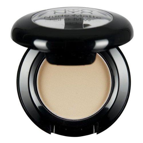 Nyx Single - NYX Cosmetics Nude Matte Eye Shadow I Have A Headache