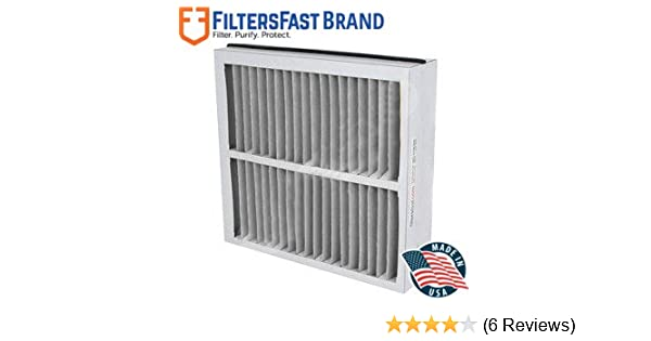 Actual Size: 17.2 x 26.2 x 5 Filters Fast Compatible Replacement for Trane Compat 2-Pack MERV 13 BAYFTFR17M 17.5 x 27 x 5
