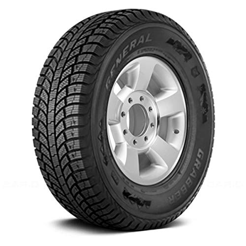 General Tire Grabber Arctic LT Studless-Winter Radial Tire - 255/65R18XL 115T 15503380000