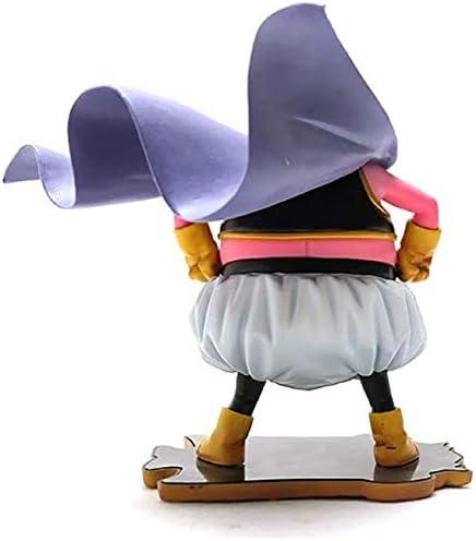 Anime Dragon Ball SC Stijl Budokai 3 Majin Buu Fat Buu Standbeeld (16 cm), kinderen Volwassen Verjaardagscadeau Decoratie Model Speelgoed