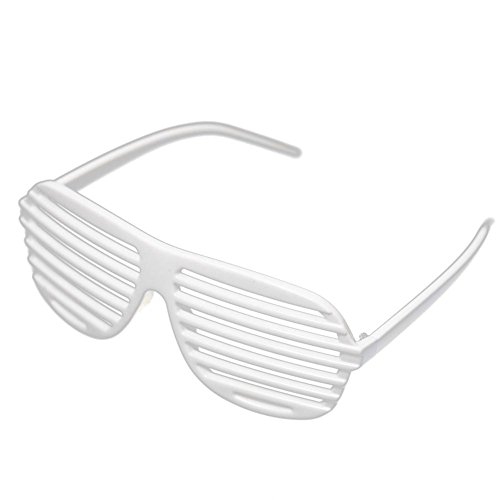 Forum Novelties White Shutter Shades ()