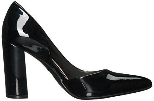 Nine West Women's ANISA9X Synthetic Pump Black Synthetic buy cheap largest supplier discount amazon free shipping exclusive wide range of for sale supply cheap price V7MOBsxgHB