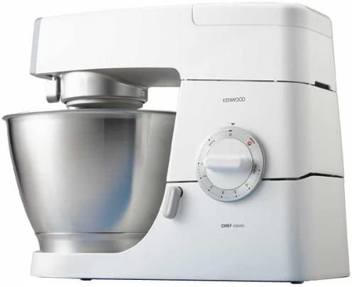 Kenwood KM336 Robot de cocina Classic Chef, 800 W, metal, color ...