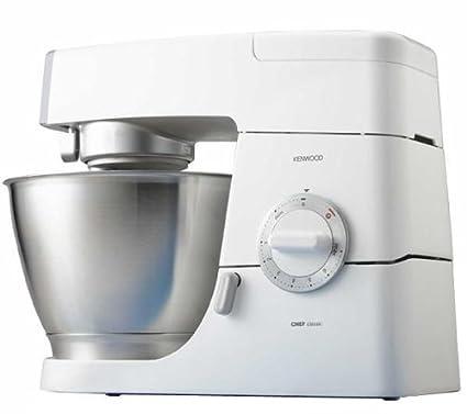 acheter populaire soldes grande vente Kenwood KM336 Chef Classic Robot ménager blanc 800 W