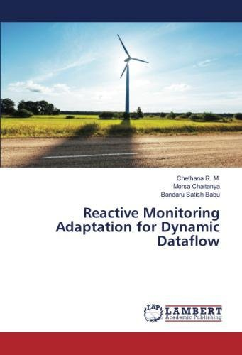Reactive Monitoring Adaptation for Dynamic Dataflow