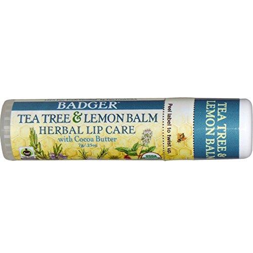 Lemon Balm Lip Balm - 9