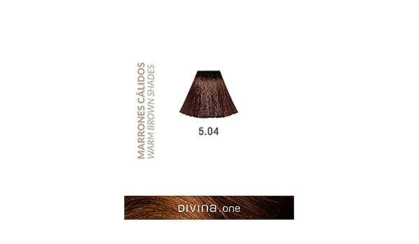 Eva Professional Hair Care Tinte Profesional Divina N.5.04 60 ...