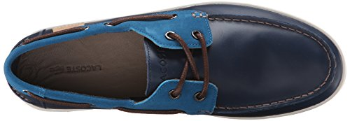 Lacoste Men's Keellson 8 Boat Shoe, Navy Navy/Blue, 13 M US by Lacoste (Image #8)
