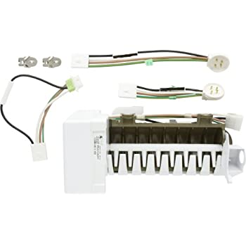 41uQU 0AkvL._SL500_AC_SS350_ amazon com whirlpool 4317943 ice maker assembly home improvement kenmore ice maker wiring harness at gsmx.co