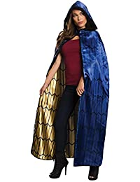 Rubies Costume Women's Batman V Superman-Dawn of Justice Deluxe Wonder Woman Cape