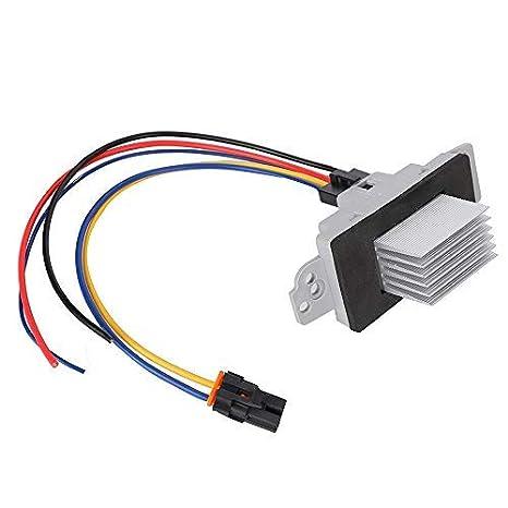 HVAC Blower Motor Resistor AC Heater Control