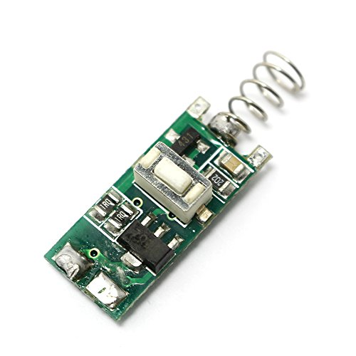 3v-4.5v Power Supply Driver Board for 532nm/650nm/780nm/808nm/980nm Laser Diode Module Circuit Board