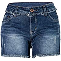 Shorts Jeans Feminino [02948]