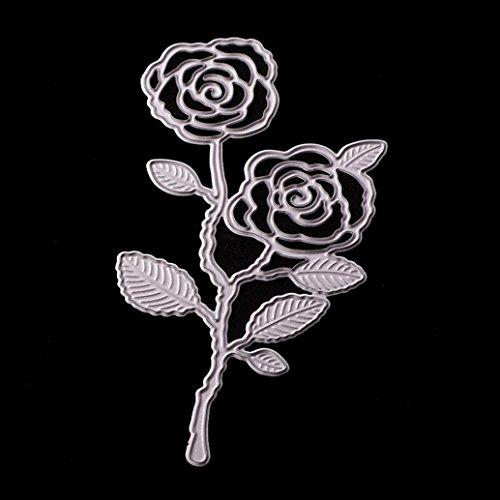 Metal Die Cutting Dies Stencil for DIY Scrapbooking Album Paper Card Decor Craft by Topunder P]()