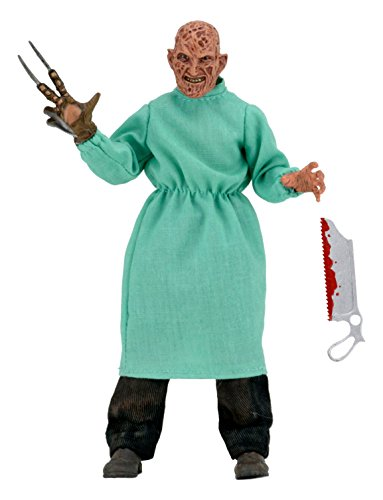 "NECA Nightmare On Elm Street 8"" Clothed Surgeon Freddy Action Figure"