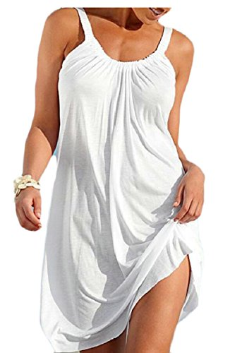 Jaycargogo Sexy Manches Mini Robe D'été Beige Tenue Décontractée Des Femmes