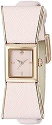 kate spade new york Women's 1YRU0901 Kenmare Analog Japanese-Quartz Pink Watch