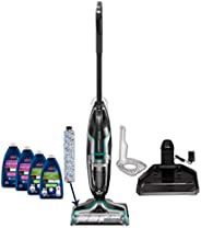 BISSELL - Vacuum & Wash - CrossWave Cordless - 36V Cordless Convenience - Vacuum and wash Your Floors at T